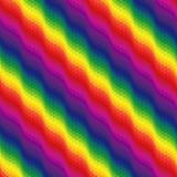 Multicolor орнаментальная безшовная картина иллюстрация штока