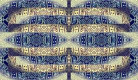 Multicolor орнамент Стоковая Фотография