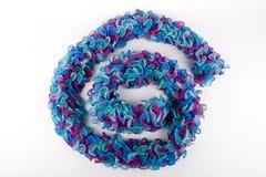 multicolor шарф стоковые изображения