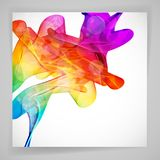 Multicolor abstract bright background. Elements for design. Eps10 Royalty Free Stock Photo