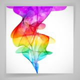 Multicolor abstract bright background. Elements for design. Eps10 Stock Photography