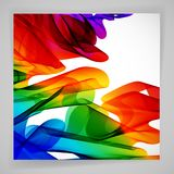Multicolor abstract bright background. Elements for design. Eps10 Stock Photos