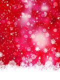 Multicolor abstract christmas. EPS 10 Stock Images
