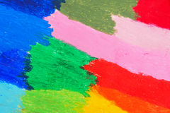 Multicolor abstract hand painted Stock Photo