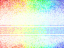 Multicolor abstract  tile background Royalty Free Stock Photo