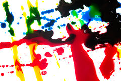Multicolor background Royalty Free Stock Photo