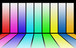 Multicolor background Royalty Free Stock Photography