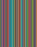 Multicolor Background. A vector image of bright pinstripes Royalty Free Stock Image