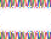 multicolor bakgrund royaltyfri illustrationer