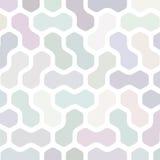 Abstrakt teknologivektorbakgrund. Multicolor. vektor illustrationer