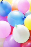 Multicolor balloons Royalty Free Stock Image