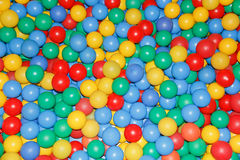 Multicolor Balls Royalty Free Stock Photos