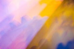 Multicolor blur background Royalty Free Stock Photography