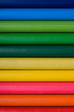 multicolor blyertspennor Royaltyfri Foto