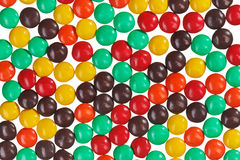 Multicolor bonbon sweets food background Royalty Free Stock Images