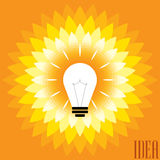 Multicolor business idea  Stock Photos