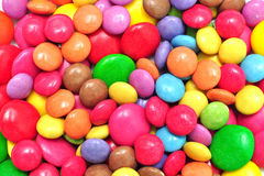 Multicolor candies Royalty Free Stock Photography