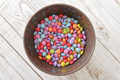 Multicolor candies Royalty Free Stock Photos