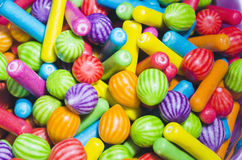 Multicolor Candy Royalty Free Stock Photos