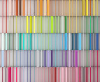 Multicolor 3d abstract background Royalty Free Stock Photos