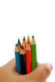 Multicolor Drawing Pencil Series 03 Stock Image
