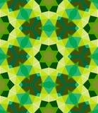 Multicolor geometric pattern in bright color. Stock Photo
