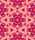 Multicolor geometric pattern in bright color. Royalty Free Stock Image