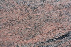 Multicolor granite Stock Photo