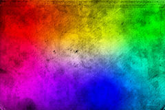 Multicolor grunge texture Royalty Free Stock Images