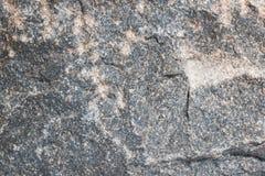 Multicolor kamienna tekstura lub tło obrazy stock