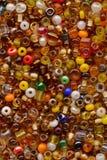 Multicolor koralika asortyment zdjęcie stock