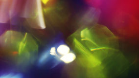 Multicolor lens flares abstract background. Multicolor lens flares. Abstract background Stock Photos