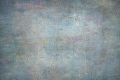 Multicolor malujący brezentowy lub muślinowy pracowniany tło Zdjęcia Stock