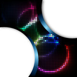 Multicolor Mosaic Background Royalty Free Stock Images