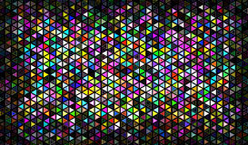 Multicolor mosaic Stock Image