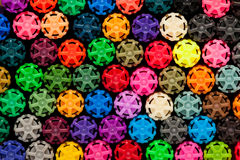 Multicolor pattern Stock Photos