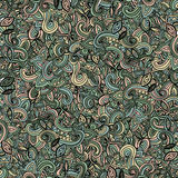 Multicolor Pattern Doodles- Decorative Sketchy Royalty Free Stock Photo