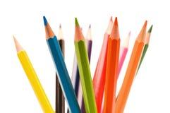 Multicolor pencils Royalty Free Stock Image