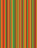Multicolor Pinstripes Royalty Free Stock Photo