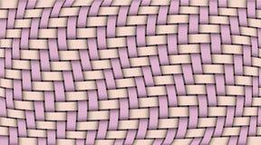 Multicolor realistic rattan woven background. Vector illustration vector illustration