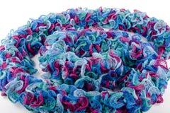 Multicolor scarf Stock Image
