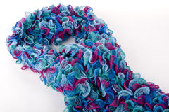 Multicolor scarf Stock Images
