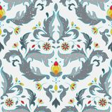 Multicolor seamless pattern Royalty Free Stock Images