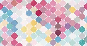 Multicolor seamless pattern. Multicolor geometric vector seamless pattern Stock Photo