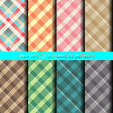 Multicolor seamless vector pattern. Multicolor seamless pattern. vector illustration Stock Photography
