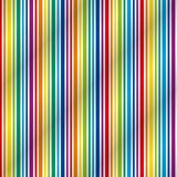 Colorful striped seamless vector pattern stock photo