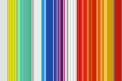 Multicolor stripes. Abstract background with multicolored stripes Vector Illustration