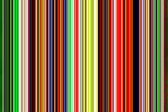 Multicolor stripes. Abstract background with multicolored stripes Stock Illustration
