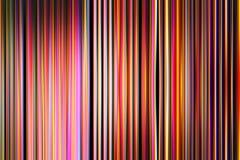 Multicolor stripes background. Digital art Stock Photos