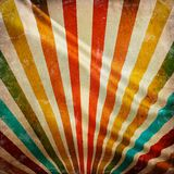 Multicolor Sunbeams Grunge Background Royalty Free Stock Photography